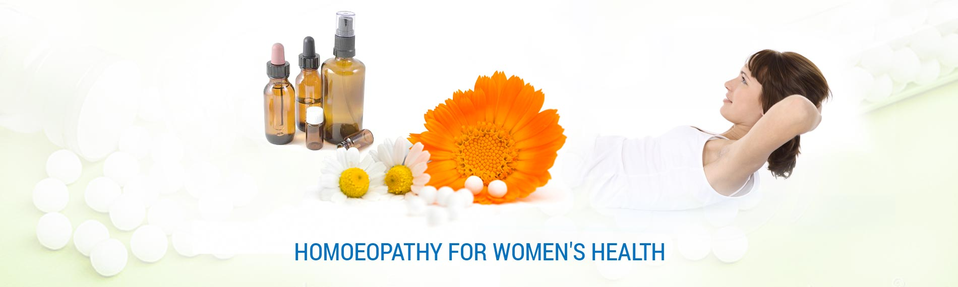 Homoeopathy for women's health